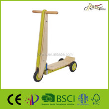 Popular Child Wooden Push Scooter