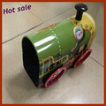 Wholesale train shape tin boxes