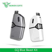 HeavenGifts Best E Cigarettes 10ml huge cartridge 2000mAh GQ Blue Beast