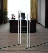 architectural glass door/gate pull and push handle