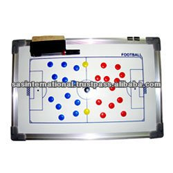 Volleyball coaching clip board