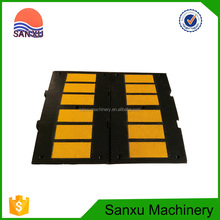 High Intensity Factory Directly Rubber Speed Breaker