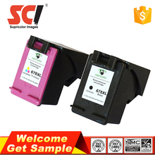 original quality ink cartridge compatible hp printer cartridges 678