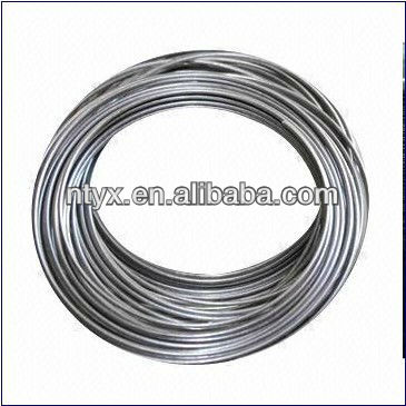 Electro-galvanized Steel Wire with Nice Coil Forming Ability