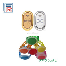 SPA Hotel Sauna security keyless Cabinet Lock with EM chip for Locker