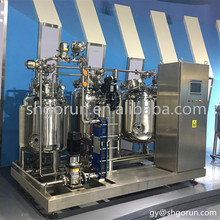 High Density SS Automatic CIP Station High Quality 500L CIP Cleaning System