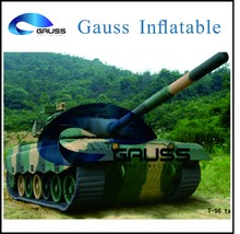 inflatable /inflatable army tank/inflatable military tank