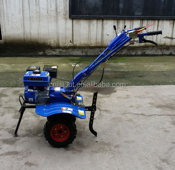 Agriculture Tiller Machine Mini Size Power Cultivator with Weeder, Reaper