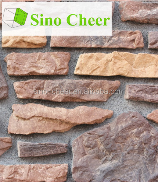 Natural Culture Stones for Exterior Wall House decorative stone for walls NTCS-C162R
