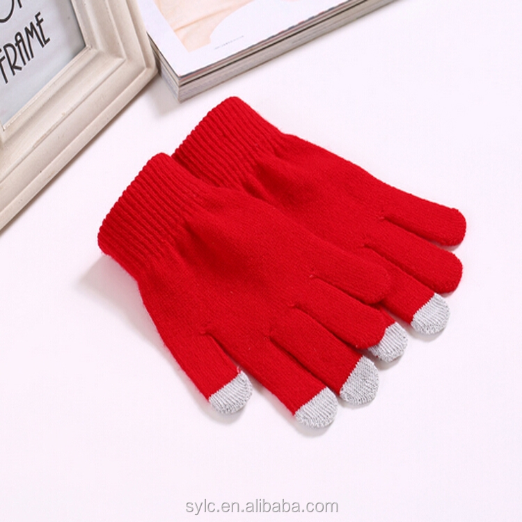 Touch Screen Gloves For Iphone Factory Directly