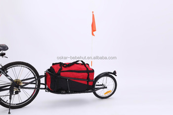 One Wheel Bike Cargo Trailer