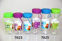 New style promotional bottled alkaline drinking water