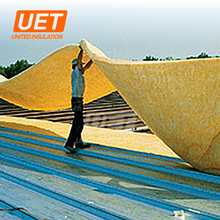 Heat insulation fireproof blanket insulation r value aluminum foil insulation roll