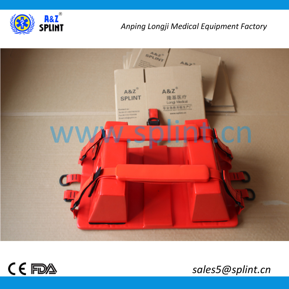 AZ-HI02 head immobilization device rescue equipment head immobilizer