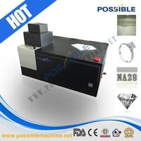 Possible brand diamond laser faceting inscribe machine for sale