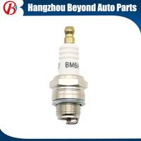 4 stroke hondas brush cutter engine parts spark plug BM6A