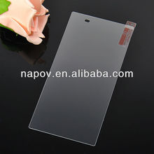 High Quality Wholesale Tempered Glass for Sony Ericsson L39H,Xperia Z1 Mobile Phone Screen Protector