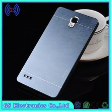 For Xiaomi Redmi Note Motomo Case,Luxruy Alumium Matel PC Hard For Xiaomi Redmi Note Motomo Case