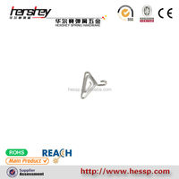 high quality laundry rack paper clip manufacturer supply PET wrapped clip nickel plated paper clips