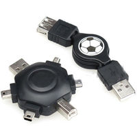 High Quality Multifunctional flash drive USB connector