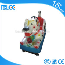 Hot Selling Outdoor Electronic Theme Park Amusement childre kids Ride game machine