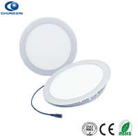Recessed Round Ceiling LED Panel Light