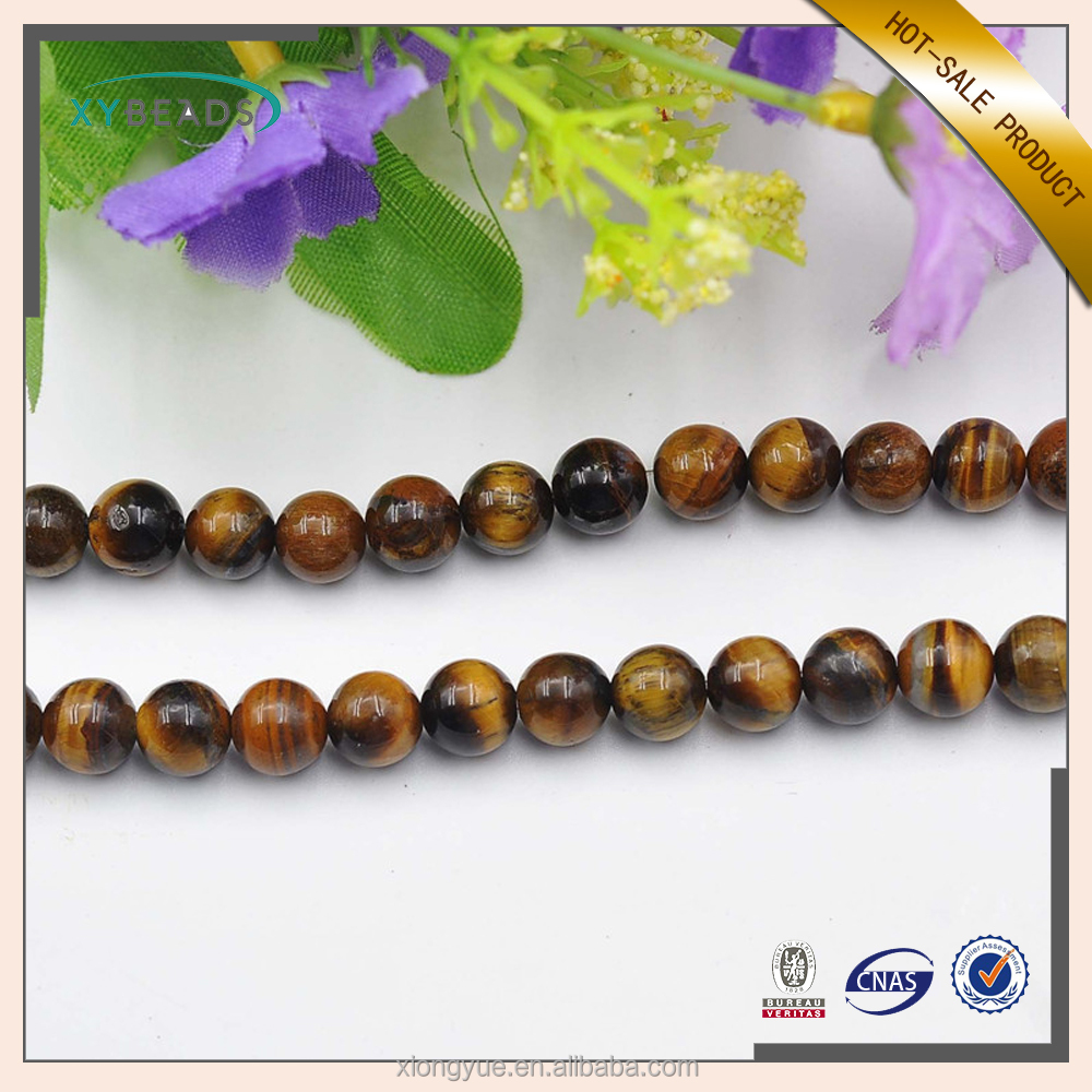 TRS108 Wholesale Cheap SGS Certificated Natural Stone Beads Necklace Fashion Jewelry