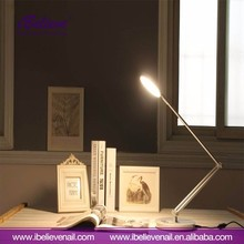 2017 New Products Luxury Metal Modern LED Desk Lamp