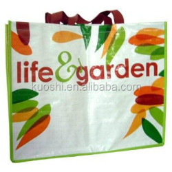 China pp woven shopping bag