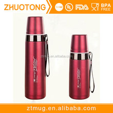 Wholesale factory direct 350ml/500ml vacuum flask double walled for hot water keeps drinks hot and cold for 24 hours