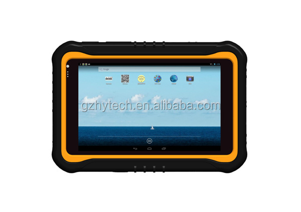 Multi-function 7 inch 3G RFID Biometric Fingerprint reader tablet PC