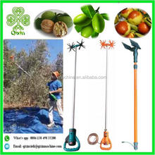 China factory supply cheap olive harvest machine / olive picking machine / olive gathering machine