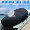 3d Polyester Seat Motorcycle Cover Full