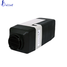 2KW 12V 24V Air Parking Heater Diesel or Gasoline and Air Conditioner Heater for Truck Boat Caravan Motorhome Car Heater