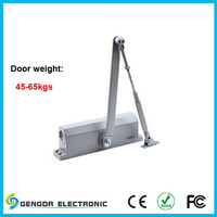 Best selling floor mounted auto door closer for 45-65kg weight door