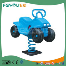 Good quality spring ride classic ride on car for kids