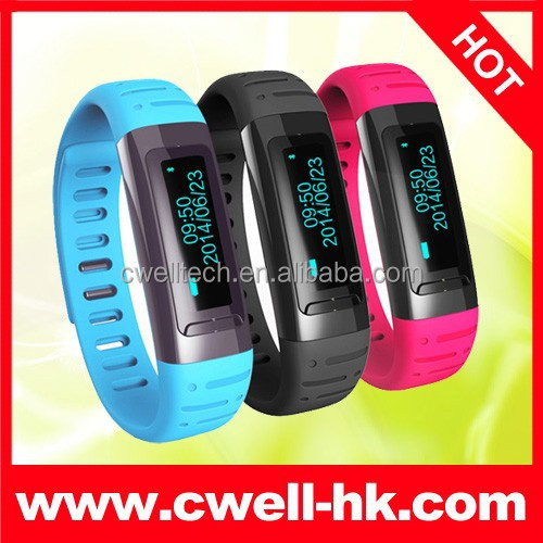 Original China Brand Low Price U9 Wifi Hotspot Bluetooth Bracelet With Vibration