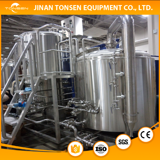 stainless steel alcohol storage tank system production beer fermenter