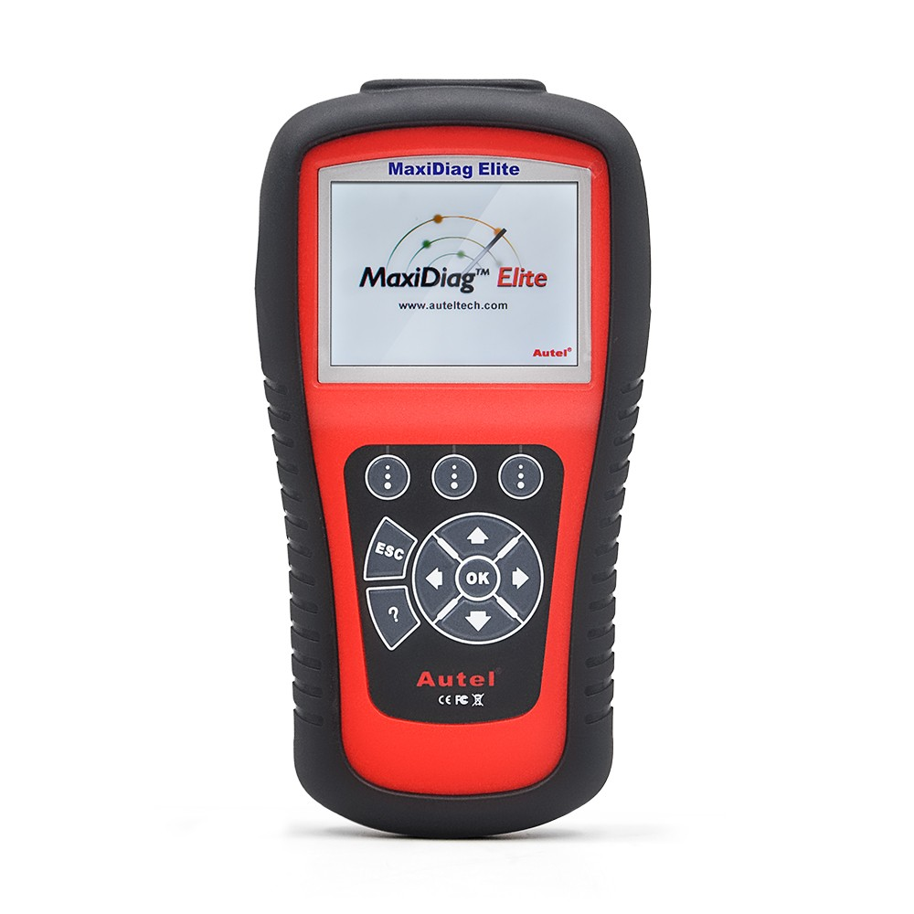 2017 Newest Original Price Autel Maxidiag Elite MD802 scanner for 4 systems (MD701+MD702+MD703+MD704) Update Online