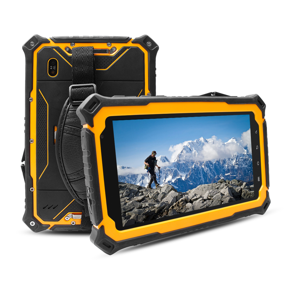 7inch Quad core 1G+16G IPS 3G GSM GPS Wifi IP67 waterproof rugged Tablet PC RGM744