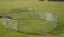 Wholesale farm material galvanized used horse fence panels