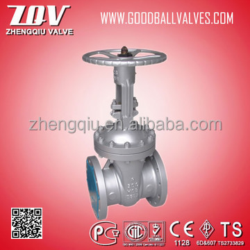 non rising stem gate valve PN100