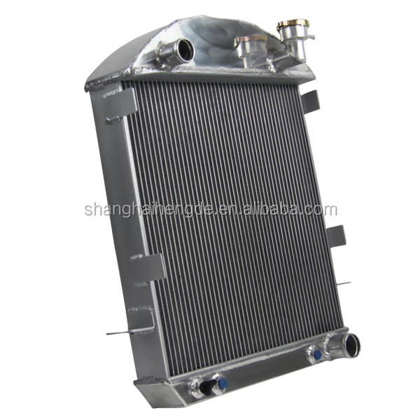 Manufacture supply 1983-85 Mazda RX-7 ALL Aluminum Radiator 3 Row