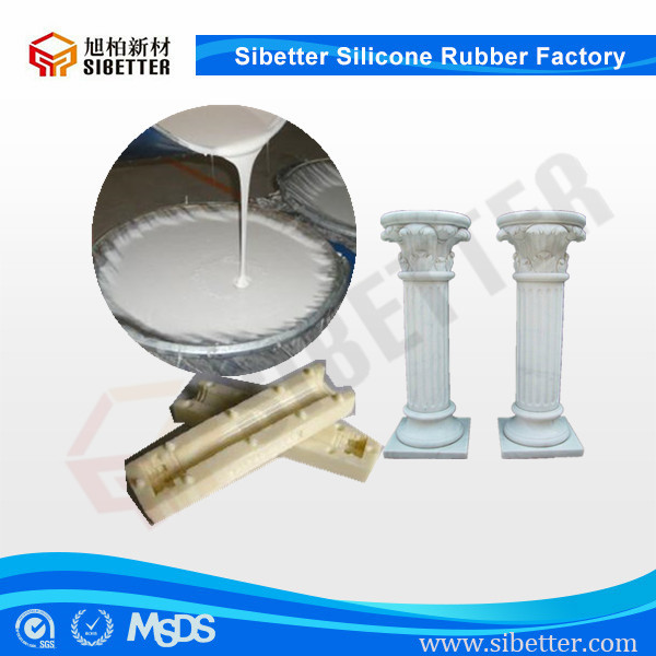 Good Price RTV-2 Silicon Rubber for Silicone Molds Gypsum 3D Wall