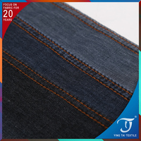 Wholesale thin fabric jeans/denim fabric for summer shirts