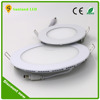 Good price for led ceiling panel light,12w/18w round led panel light , color temperature adjustable round flat led panel light