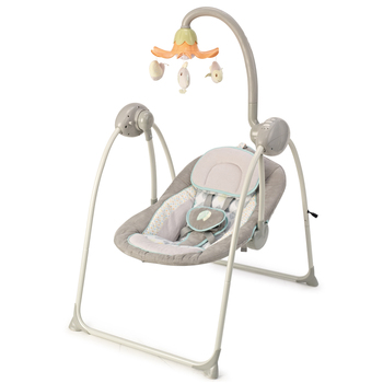 Baby electric swing with new design electric toys