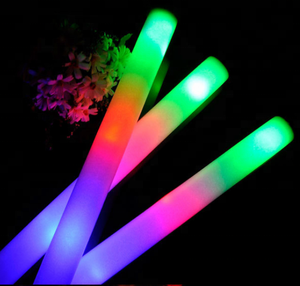 LED FLASHING FOAM STICK FOR EVNTS , PARTIES AND CELEBRATIONS