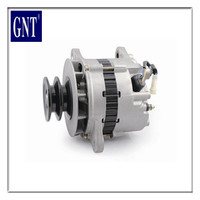 excavator engine parts A4T 66686 2B82-42 alternator mitsubishi 6D22