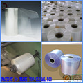 Heat shrinkable film/raw material